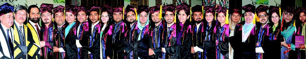 University of Central Punjab Lahore 13th Convocation University of Central Punjab Lahore 13th Convocation 2013