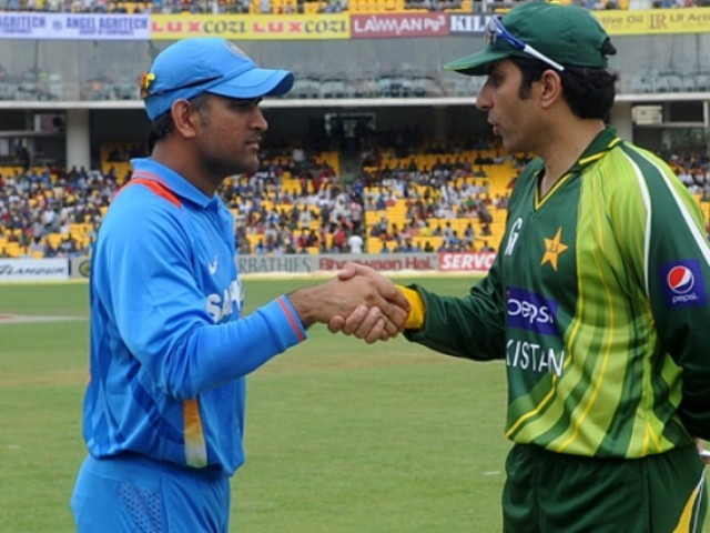 Pakistan vs india 15-06-2013