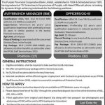 The Punjab Provincial Cooperative Bank ppcbl.com.pk Jobs
