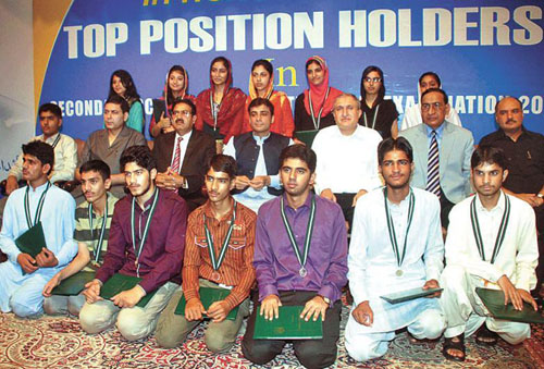 Position Holders Group Photo 2013