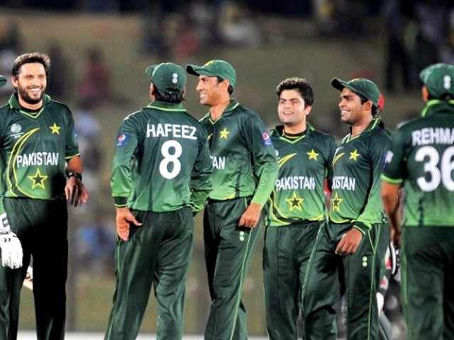 Pakistan Team Players Squad Zimbabwe Series Schedule