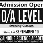Unique College Admissions Open First Year 2016