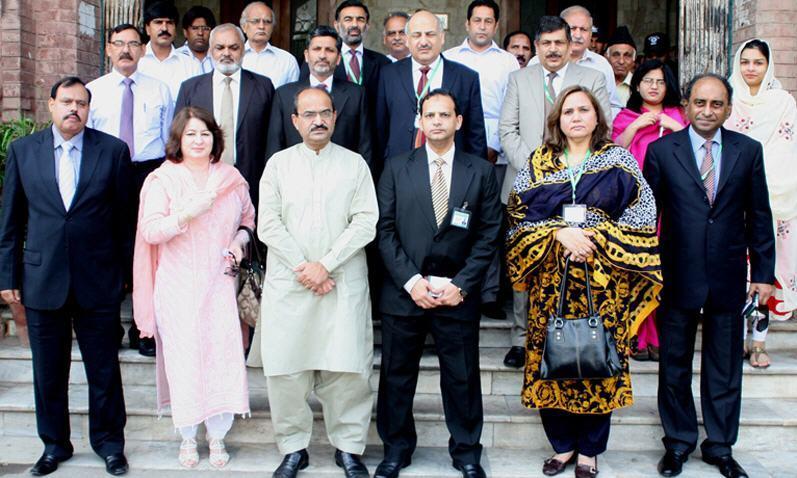 DCO Lahore Naseem Sadiq