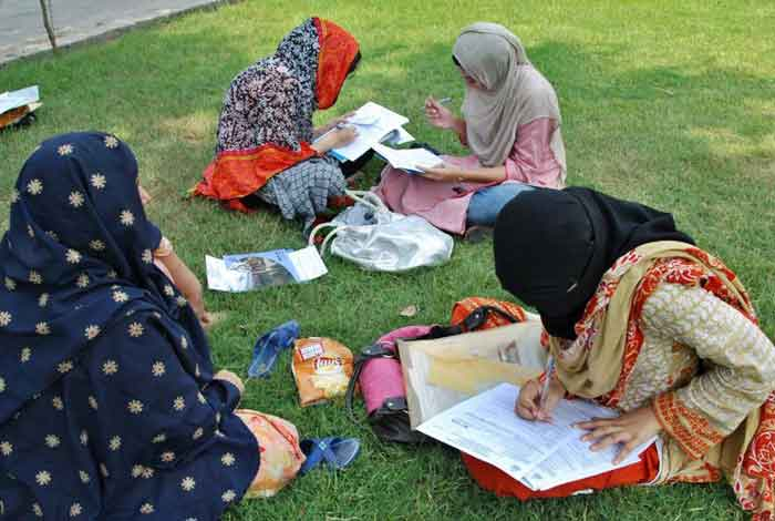 Punjab University Form Filling PU Admission BA/Bsc Annual Exams Forms & fee Schedule