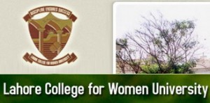 LCWU Merit List BS Lahore College For Women University 3RD Merit List 2013 BS