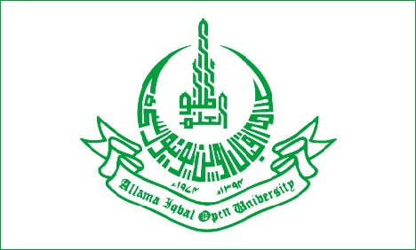 AIOU Exam Matric FA, BA Date Sheet 2016 Autumn Spring Semester