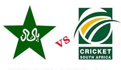1st odi match pakistan vs south africa