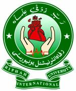 Merit list 2013 of Riphah University Riphah international university Lahore Admissions 2013