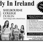 Study in Ireland Shelbourne College Dublin for Pakistan