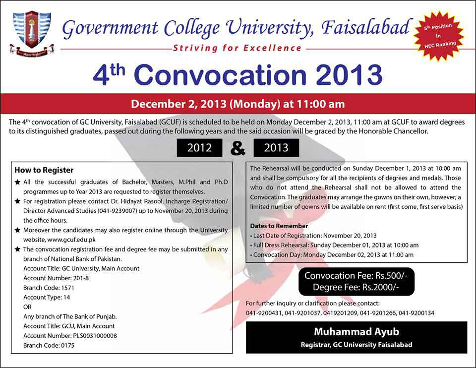 gcuf-4th-convocation-2013