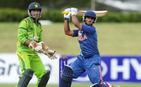 Pakistan vs india Under 19 Match