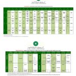 Aga Khan Board SSC and HSSC Date Sheet 2014 150x150 Bise Lahore Board Matric 9th 10th Class Date Sheet 2015