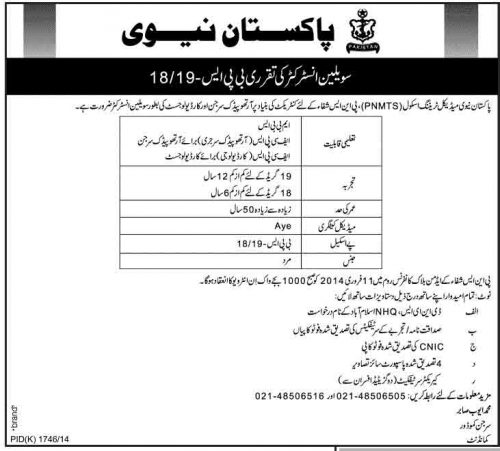Pakistan-Navy-Jobs-2014-Civilion