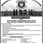 Sindh board Admisisons Matric 2014 150x150 The Smart School Rawalpindi Admissions 2015