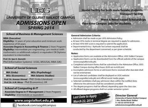 UOG-Admissions-2014