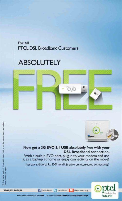 ptcl-free-evo-usb-2014