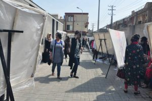 Graffiti Painting Competition in PIFD Pictures