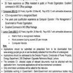 Punjab Government Energy Department Jobs 2014