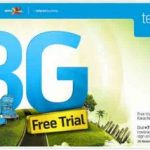 Telenor 3G Internet Free Trial Prepaid, Postpaid Customers