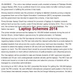 PM Punjab Laptop Distribution Scheme Disabled Students to Get Laptops