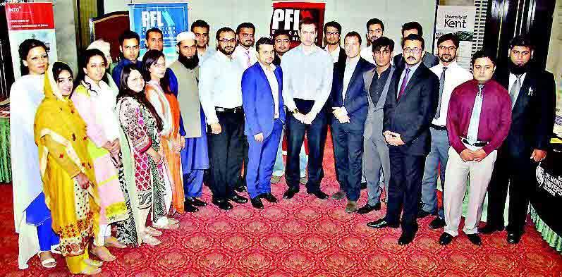 PFL Group Photo in Lahore Qavi Engineers pvt Ltd QEL Construction Jobs 2015