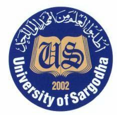 University of Sargodha Merit List 2017 UOS 1st, 2nd, 3rd