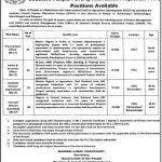 Govt Jobs 2016 in Planning and Development Department Punjab