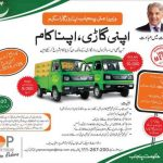 CM Punjab Apna Rozgar Scheme 2016 Download Application form