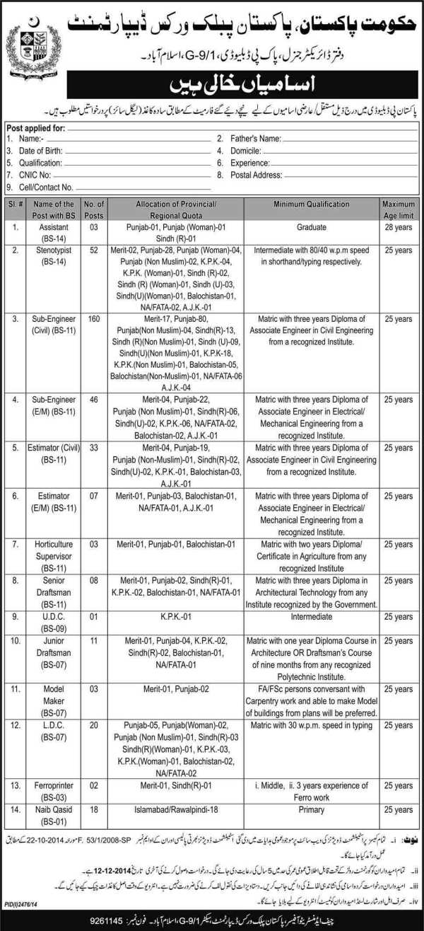 psd-Jobs-in-islamabad
