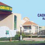 Cadet College Rawalpindi Admission 2016 Form Test Result