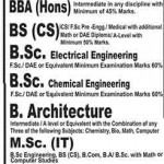 Grand Charter School College Lahore Admissions 2016