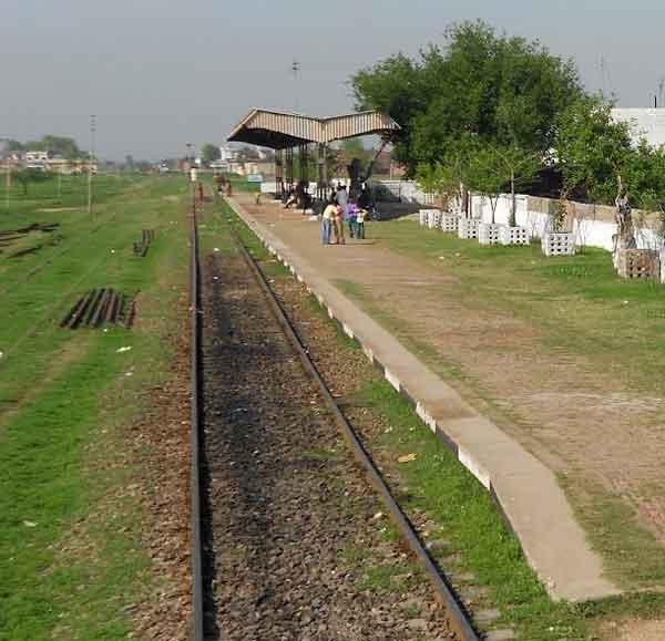 Pakistan-Railway-College-Lahore