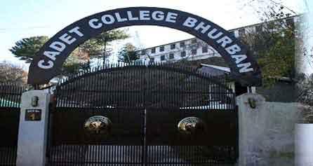 Cadet College Bhurban Admission 2017 Form Entry Test Result