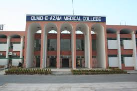 Quaid e Azam Medical College BWP