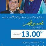 Tameer Bank Tameer Shajar Saving Program for seniors