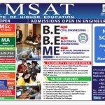 PIMSAT University Karachi Admission 2016 Form Online Registration Entry Test