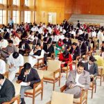 UHS Lahore MCAT Entry Test Schedule 2016 Announced
