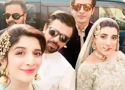 Urwa Farhan Wedding Pics