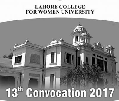 Convocation Lahore Women University