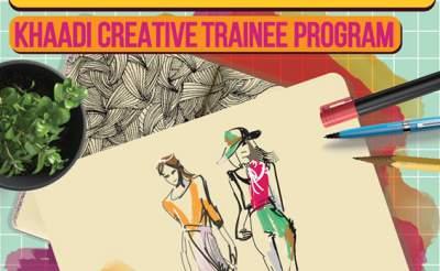 Khaadi Creative Training Program