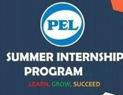 PEL Summer Internship