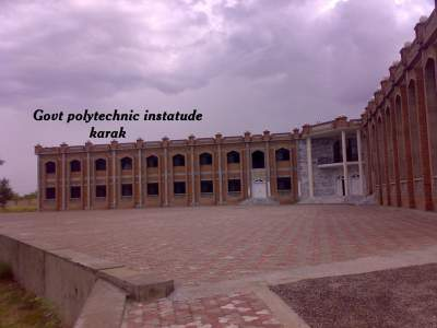Government Polytechnic Institute karak
