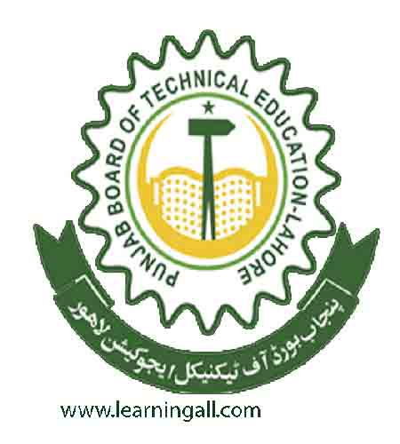 punjab-board-of-technical-education-lahore-Result