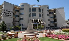 Rawalpindi Medical College Admission