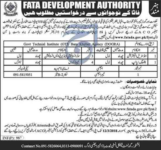 FATA-Internship-Program