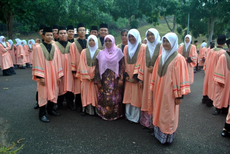 muslim boys and girls