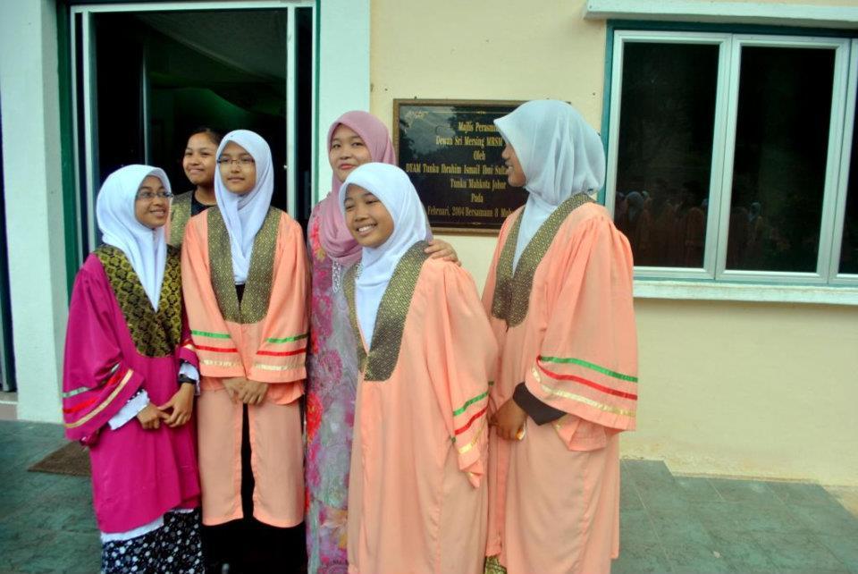 muslim school girls