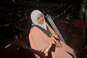 muslim girl in hajib