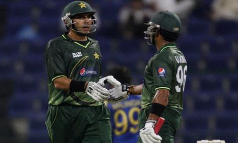 Pakistan take ODI series 4-1 against Sri Lanka