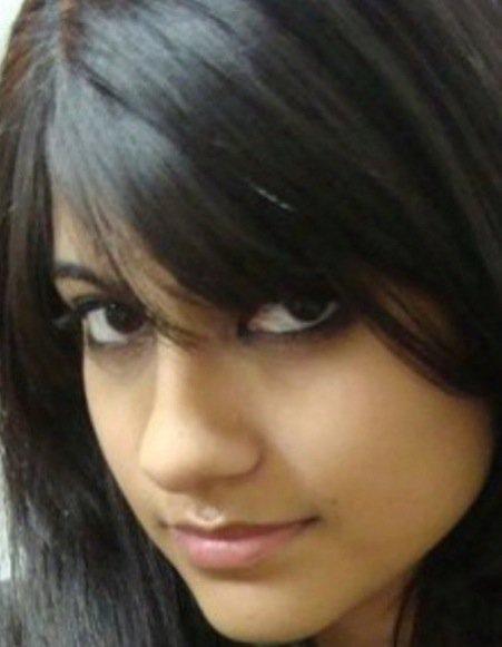 Beautiful Pak student